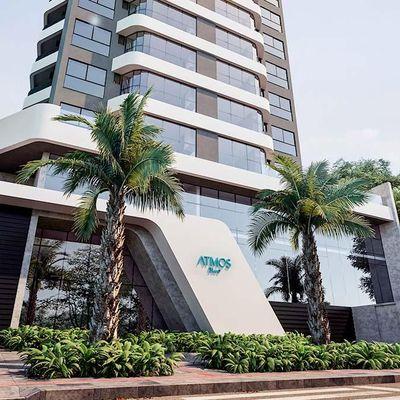 LANÇAMENTO Apartamento ATMOS Blue 2 a 3 Quartos em Itajaí  com PLANTAS FLEXÍVEIS