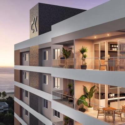 Apartamento 3 dormitórios para Venda em Navegantes, Centro, 3 dormitórios, 1 suíte, 2 banheiros, 1 vaga