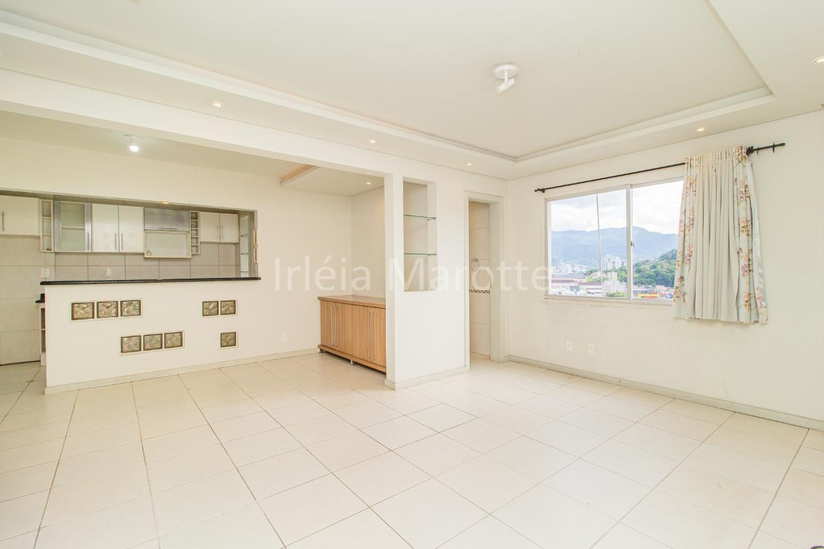 Ed. Jaraguá Centro Jaraguá do Sul apartamento com 2 quartos Modernizado