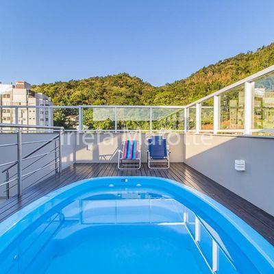 Lugano Residenziale Cobertura Duplex na Vila Nova, em Jaraguá do Sul