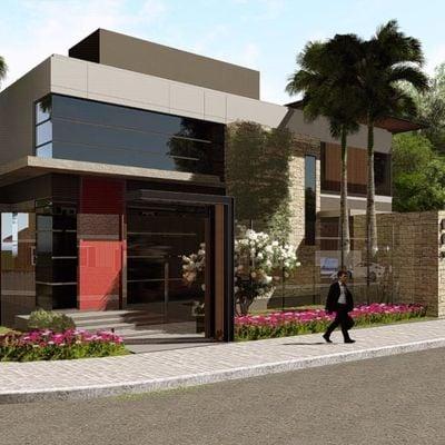 Casa de Alto Padrão com 4 Suítes à venda no Amizade em Jaraguá do Sul