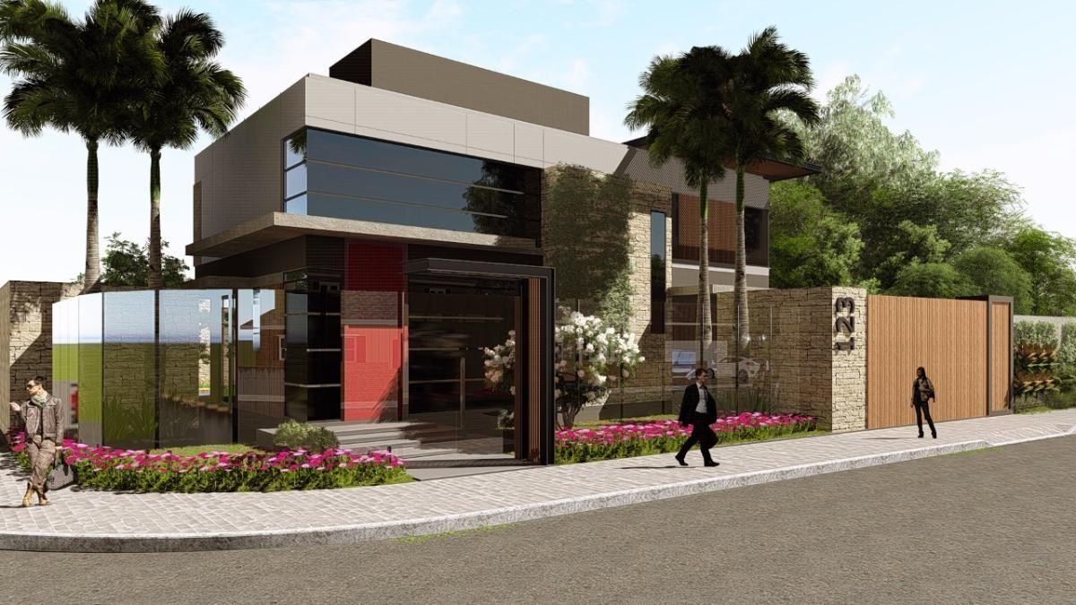 Casa de Alto Padrão com 4 Suítes em construção à venda no Amizade em Jaraguá do Sul