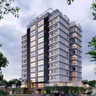 Millennium Park Residence Vila Nova Jaraguá do Sul apartamento com 3 quartos à venda e terraço externo