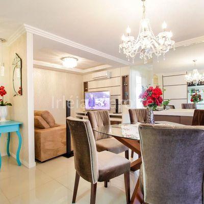 Apartamento com 2 quartos sendo uma suíte na Vila Nova Jaraguá do Sul à venda no Residencial Soberano