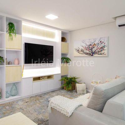 Jardim das Orquídeas Fenpar em Jaraguá do Sul, apartamento com 3 quartos sendo uma Suíte