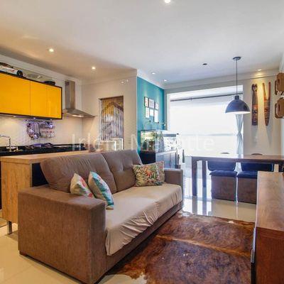 Apartamento 2 quartos Residencial Elegans Jaraguá do Sul, com 1 suíte