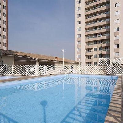 Apartamento de dois dormitórios em São Bernardo do Campo