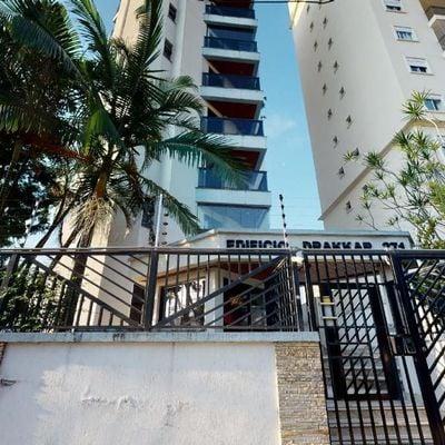 Apartamento mobiliado de 4 dormitórios no bairro Tatuapé