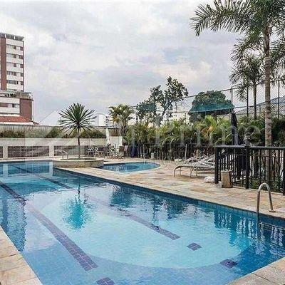 Apartamento no Condomínio Solaris Ipiranga