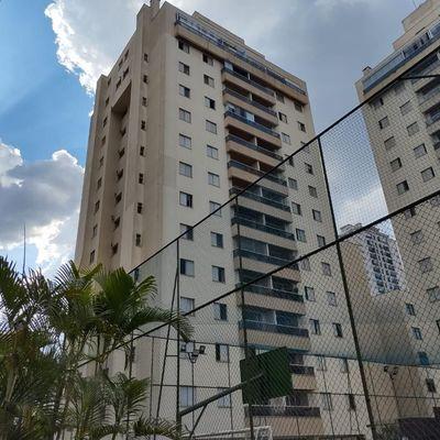 Apartamento no Condomínio Espaço São Paulo