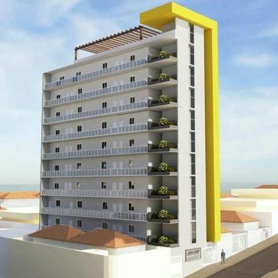 Apartamento de dois dormitórios na Vila Granada