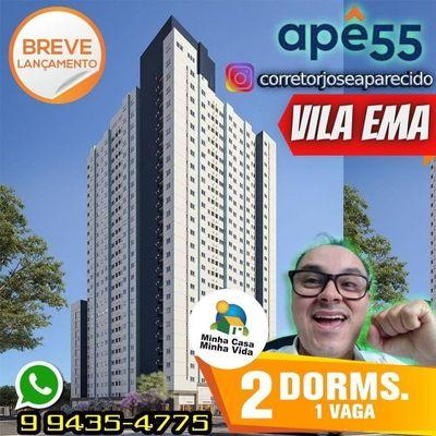 ➥Apê55 Vila Ema Minha Casa Minha Vida OFICIAL
