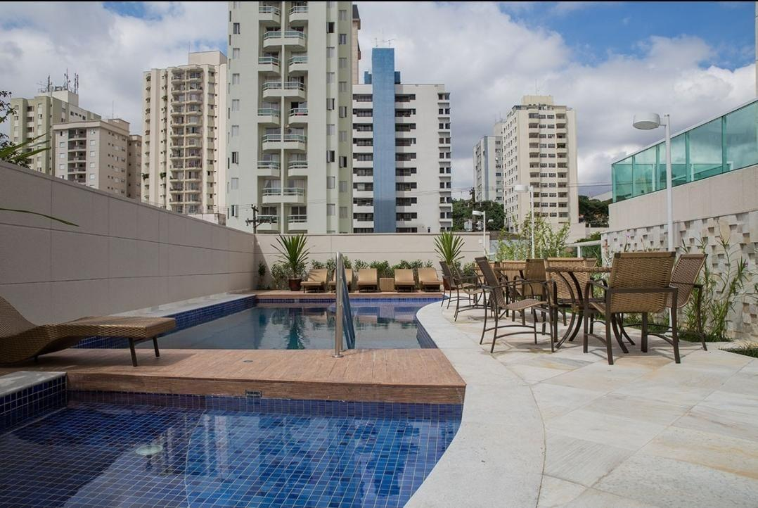 Apartamento de dois dormitórios na Vila Mariana
