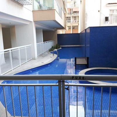 Oportunidade única: apartamento novo varanda gourmet 2 quartos suite vaga lazer