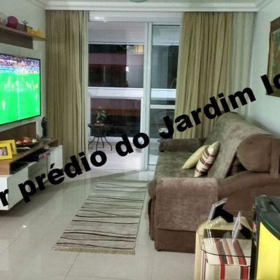 Lindo apartamento Jardim Icaraí 3 quartos 2 suites 2 vagas próximo Campo São Bento