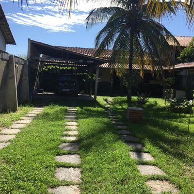 Casa condomínio São José Imbassaí 2 quartos churrasqueira quintal