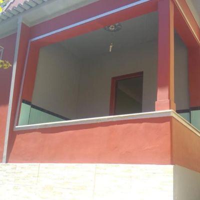 Casa Barreto silenciosa piscina 2 quartos + quarto de hóspede quintal