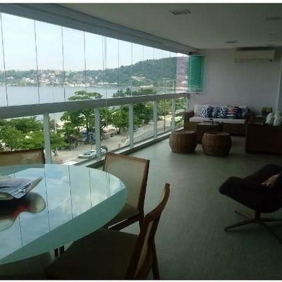Exclusividade Apt alto luxo vista mar 4 suites 3 vagas