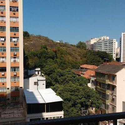 Apartamento Icaraí próximo Campo São Bento 2 quartos vista livre