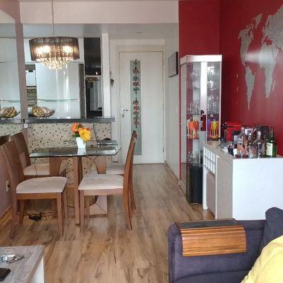 Aceita troca por apto em Icarai de maior valor - Lindo apartamento reformado Centro 2 quartos + escritório + lazer