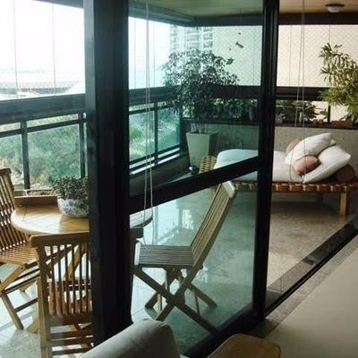 Apartamento de Luxo Niterói 4 Quartos