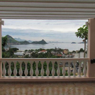 Oportunidade: casa em condomínio vista mar, 5 qts, lazer