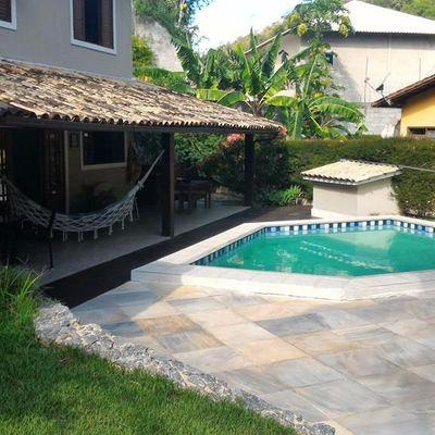 Espetacular casa em condomínio de Pendotiba