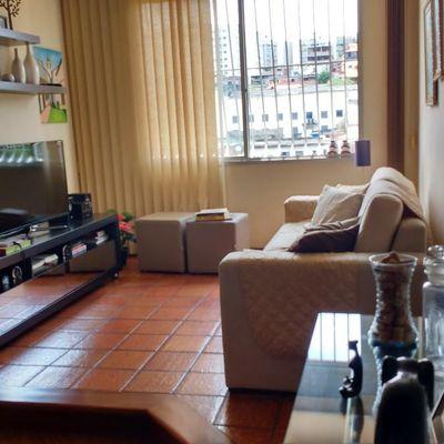Bom apartamento Fonseca silencioso reformado 2 quartos armários 1 vaga