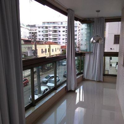 Excelente apartamento Charitas 2 suites vaga com armários