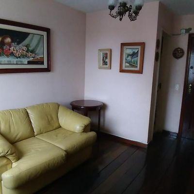 Apartamento Ponta D'Areia 2 quartos vaga lazer piscina sauna academia horta