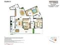 2 quartos Santa Rosa - Villa Viterbo