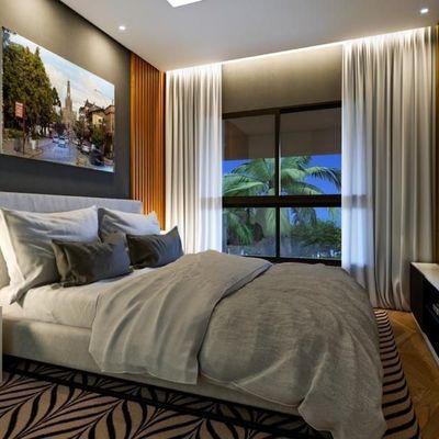 Quarto de Hotel para Venda em Canela, Centro, 1 dormitório, 1 banheiro, 1 vaga
