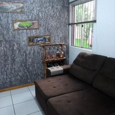 Apartamento para Venda em Novo Hamburgo, Canudos, 2 dormitórios, 1 banheiro