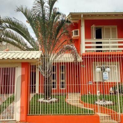Sobrado para Venda em Novo Hamburgo, Guarani, 3 dormitórios, 2 suítes, 5 banheiros, 4 vagas