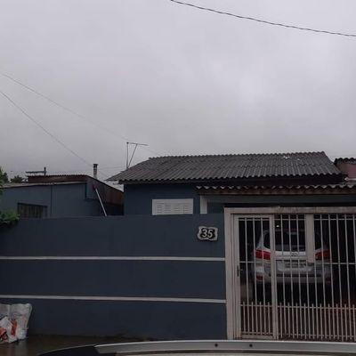 Casa para Venda em São Leopoldo, Santos Dumont, 4 dormitórios, 1 banheiro, 1 vaga