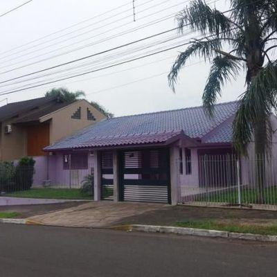 Casa para Venda em Campo Bom, Gringo, 3 dormitórios, 1 suíte, 2 banheiros, 3 vagas