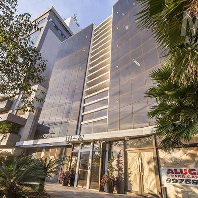 Sala Comercial para Venda em Porto Alegre, Três Figueiras, 1 banheiro, 1 vaga