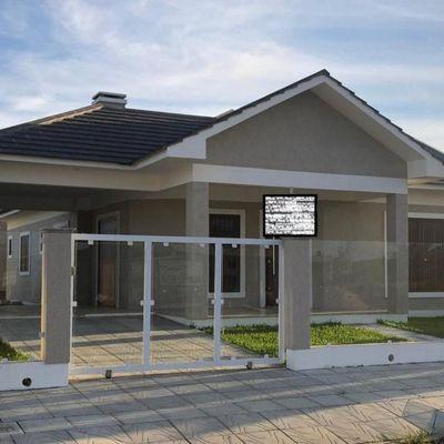 Casa para Venda em Arroio do Sal, Vista Alegre, 4 dormitórios, 2 suítes, 3 banheiros, 2 vagas