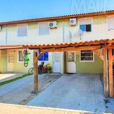 Casa para Venda em São Leopoldo, Fazenda São Borja, 2 dormitórios, 1 banheiro, 1 vaga
