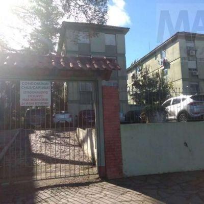 Apartamento para Venda em Porto Alegre, Cristal, 3 dormitórios, 1 banheiro