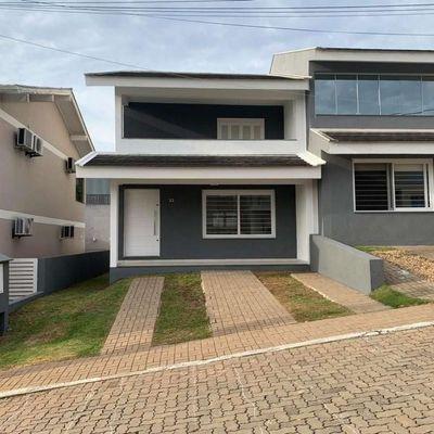 Casa para Venda em Novo Hamburgo, Rondônia, 3 dormitórios, 1 suíte, 2 banheiros, 2 vagas
