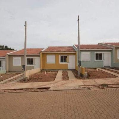 Casa para Venda em Parobé, São José, 2 dormitórios, 1 banheiro