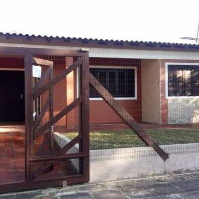 Casa para Venda em Imbé, Mariluz, 5 dormitórios, 2 banheiros, 4 vagas