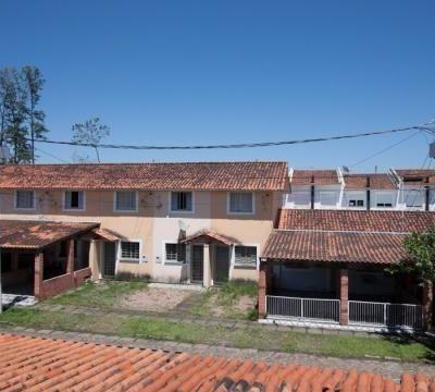 Sobrado em Condomínio para Venda em Porto Alegre, Campo Novo, 2 dormitórios, 1 banheiro, 1 vaga