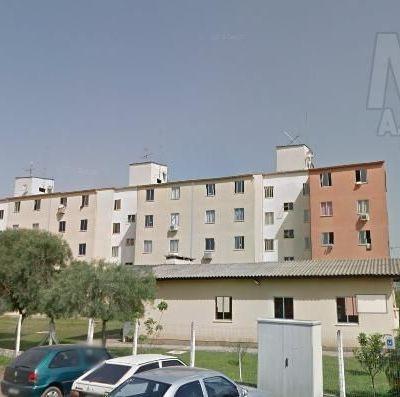 Apartamento para Venda em Novo Hamburgo, Liberdade, 2 dormitórios, 1 banheiro, 2 vagas