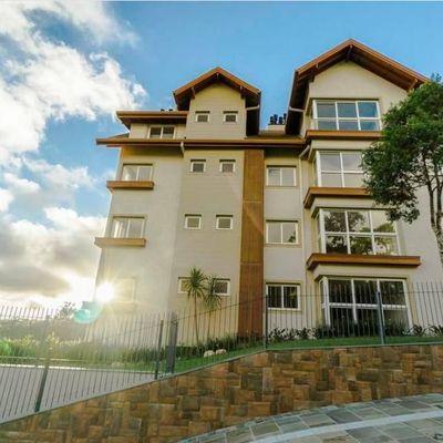 Apartamento para Venda em Gramado, Carazal, 2 dormitórios, 1 suíte, 2 banheiros, 1 vaga