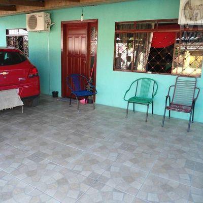 Casa para Venda em São Leopoldo, Campina, 2 dormitórios, 1 banheiro, 1 vaga