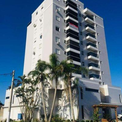 Apartamento mobiliado à venda, Balneário Areias Brancas/Centro, Arroio do Sal/RS