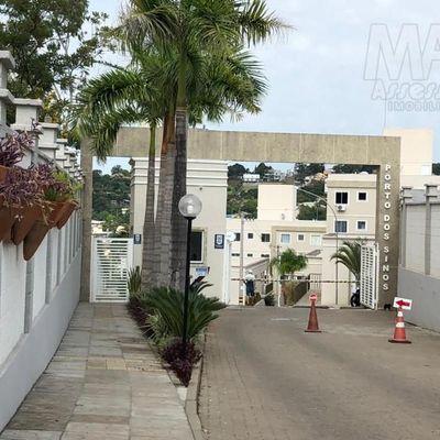 Apartamento para Locação em Novo Hamburgo, Rondônia, 2 dormitórios, 1 banheiro, 1 vaga