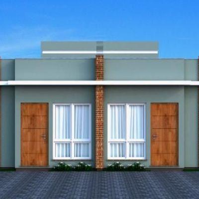 Casa em Condomínio para Venda em Canoas, Niterói, 2 dormitórios, 1 banheiro, 1 vaga